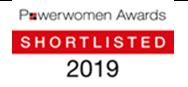 Powerwomen Shortlist 2019 logo